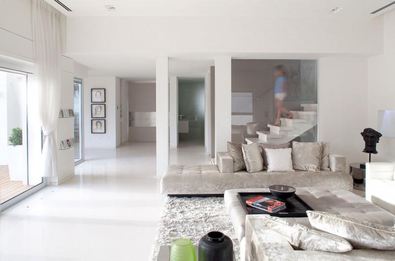 Białe Mieszkanie Kokopelia Design Kokopelia Design