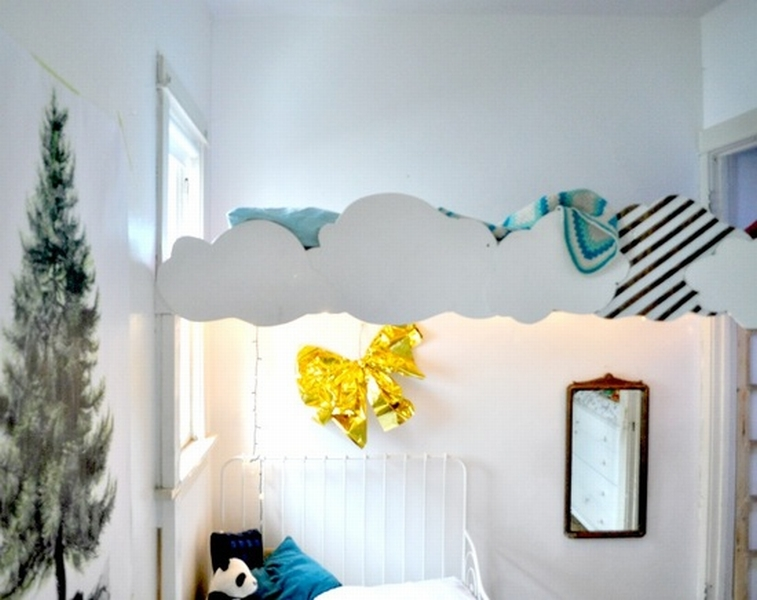 Облако в интерьере