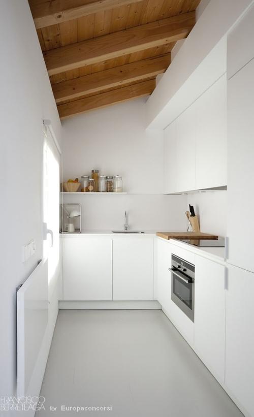 W skie kuchnie kokopelia design kokopelia design - Como colocar microcemento ...