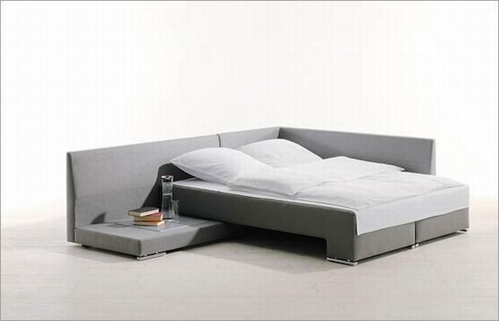 Rozkładana sofa kokopelia design kokopelia design