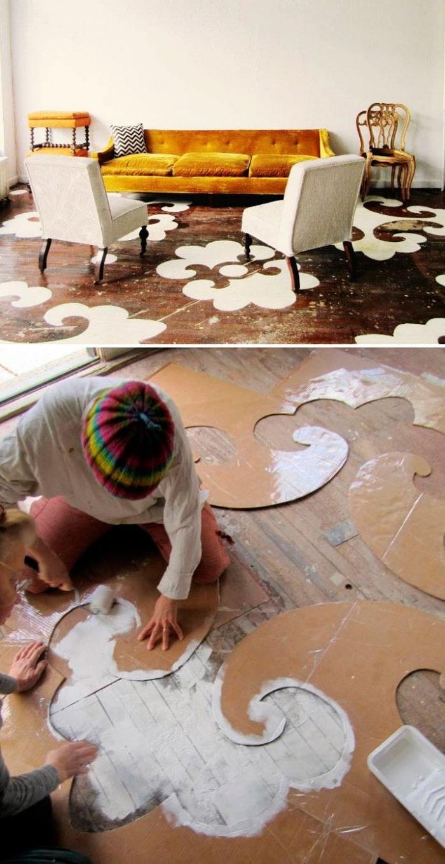 Malowane_podłogi_wzory_wnętrza_inspiracje_kokopelia_c (4)