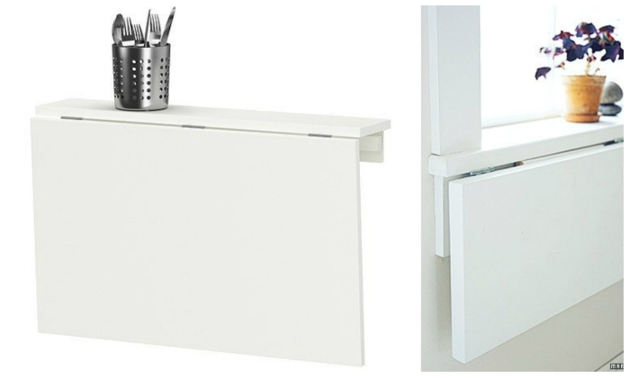 Folding Table Wall Images 37 Best Entry Ideas